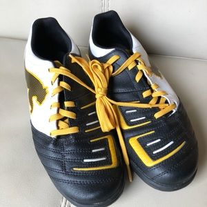 Puma PWR-C 3.12 PowerCat Soccer Cleats Leather 5.5